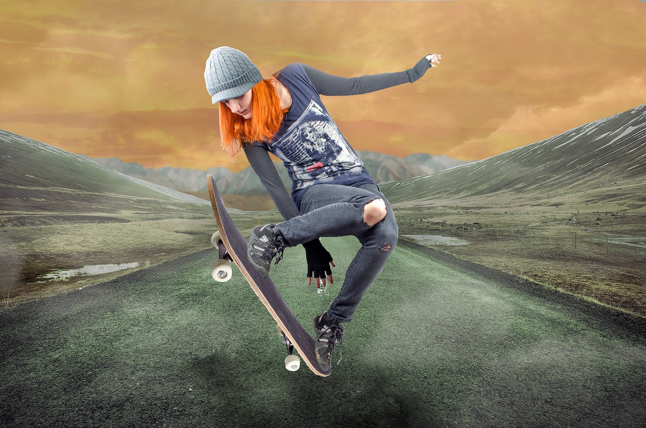 Facts about Skateboarding